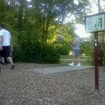 Photo taken at Adler Memorial Park by Mark K. on 6/19/2012