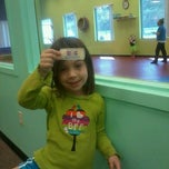 Photo taken at The Little Gym by Courtney R. on 3/24/2012