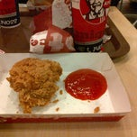 Photo taken at KFC by karina r. on 8/17/2012
