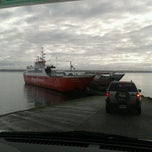Photo taken at Ferry Ruende by Carolina V. on 4/7/2012