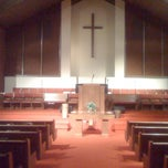 Photo taken at Second Baptist Church Ann Arbor by Brandon G. on 2/12/2012