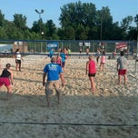 Photo taken at Setters Volleyball Club by Shanon P. on 6/19/2012