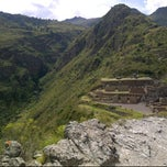 Photo taken at Mausoleo de Pisac by Jorge R. on 4/29/2012