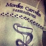 Photo taken at Farmacia Suene by Monike C. on 7/11/2012