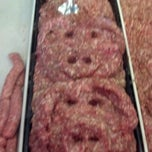 Photo taken at Ebner's Custom Meats by Nicole G. on 4/6/2012
