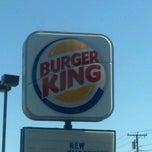 Photo taken at Burger King by Cynthia B. on 3/27/2012