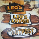 Photo taken at Leo's Lodge by Thomas O. on 7/24/2012