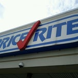 Photo taken at Price Rite by Adam J. F. on 3/4/2012