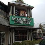 Photo taken at McGuire's Irish Pub of Destin by Jim V. on 3/3/2012