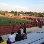 Photo taken at LaFortune Stadium by Aundrea on 8/24/2012