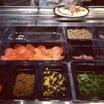Photo taken at Pie Five Pizza Co. by Elysa E. on 3/3/2012