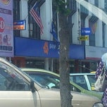 Photo taken at Bank Rakyat by Azmuddin S. on 3/16/2012