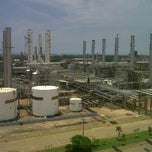 Photo taken at PEMEX Petroquímica Morelos by Dario V. on 6/19/2012