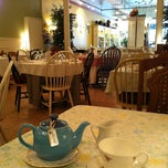 Photo taken at Cozy Tea by Samantha P. on 4/16/2012