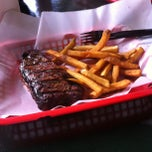 Photo taken at Pit Boss BBQ by Bryon S. on 8/5/2012
