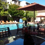 Photo taken at Sheraton Palo Alto Hotel by Bo E. on 7/10/2012