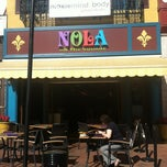 Photo taken at NOLA on the Square by Lisa C. on 3/21/2012