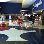 Photo taken at cin polis by chilan c on 3 5 2012 for Cartelera cinepolis plaza telmex cd jardin