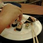 Photo taken at Kiai Sushi by Maiara R. on 7/13/2012