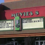 Photo taken at Cinemark Movies 8 by Flawless T. on 6/11/2012