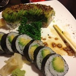 Photo taken at Masa Sushi by Dana B. on 6/3/2012