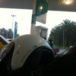 Photo taken at PETRONAS Station by PEdak F. on 8/21/2012