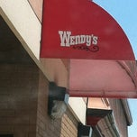 Photo taken at Wendy's by Avigdor - Realtor B. on 6/2/2012