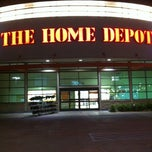 Photo taken at The Home Depot by Christopher C. B. on 3/14/2012