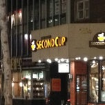 Photo taken at Second Cup by Ruben O. on 3/29/2012