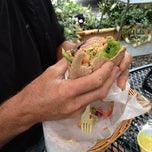 Photo taken at Eat a pita by Brittany D. on 8/1/2012