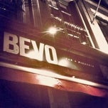 Photo taken at BEVO Bar + Pizzeria by AskMen on 5/11/2012