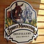 Photo taken at Short Mountain Distillery by Kansas on 5/26/2012