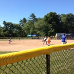 Photo taken at Bridgewater Girls Softball by Paula J. on 6/24/2012