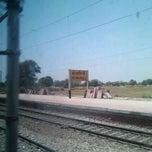 Photo taken at Sri Mahabir Ji by Vikrant D. on 4/9/2012