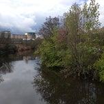 Photo taken at Baildon Bridge by Debz T. on 4/22/2012