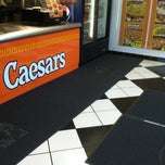 Photo taken at Little Caesars Pizza by Luan T. on 4/3/2012
