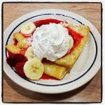 Photo taken at IHOP by Joshua S. on 9/10/2012
