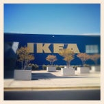 Photo taken at IKEA by Ogun H. on 4/9/2012