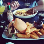 Photo taken at District 7 Grill by Anna D. on 6/10/2012