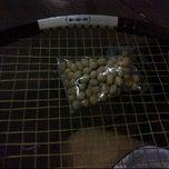 Photo taken at Lapangan Tenis Pati Unus by Iwan N. on 4/18/2012