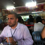 Photo taken at Alia Cafe Nasi Kandar & Arabic Food by Pravin K. on 2/17/2012