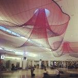 Photo taken at Terminal 2 by Brandyn on 8/18/2012