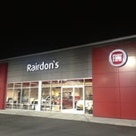 Photo taken at Rairdon's FIAT of Kirkland by Jon S. on 5/1/2012