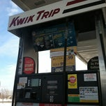 Photo taken at Kwik Trip by Justin on 3/4/2012