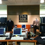 Photo taken at Jos. A. Bank Clothiers Inc. by Carl B. on 5/4/2012