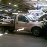 Photo taken at Stockton Ford, Inc. by Mark M. on 2/16/2012