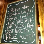 Photo taken at Perch Pub by Beth B. on 7/9/2012