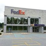 Photo taken at FedEx Ship Center by Maxim K. on 7/20/2012