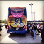 Photo taken at Megabus stop by Francis S. on 5/11/2012