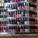 Photo taken at Happy Nails by Cathie C. on 9/7/2012